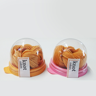 knot  colors  オレンジ