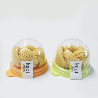 knot  colors  イエロー